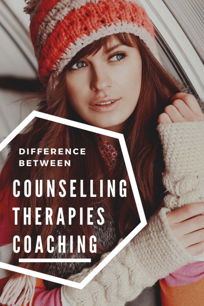 What's the Difference between Coaching, Counselling and Therapies