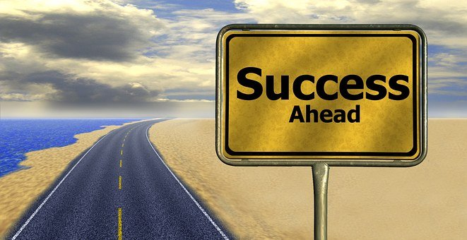 Journey towards success attracts right people in Life
