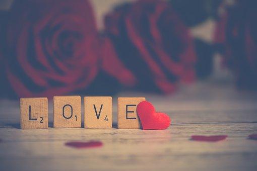 Love means Serving, Serving means Love